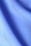 μπλε σατέν Στοκ Εικόνα