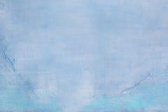 Μπλε σκυρόδεμα υποβάθρου Στοκ Εικόνα
