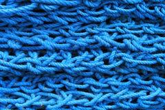 Μπλε σχοινί στοκ εικόνα με δικαίωμα ελεύθερης χρήσης