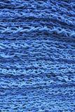 Μπλε σχοινιών στοκ φωτογραφίες με δικαίωμα ελεύθερης χρήσης