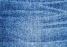 μπλε σύσταση τζιν τζιν πο&upsilo Στοκ φωτογραφία με δικαίωμα ελεύθερης χρήσης