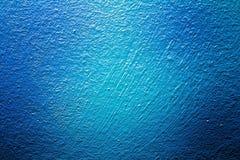 Μπλε σύσταση τοίχων Aquamarine Στοκ Εικόνες