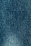Μπλε σύσταση υποβάθρου Jean Στοκ Φωτογραφίες