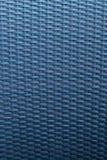 Μπλε σύσταση ύφανσης handcraft Στοκ φωτογραφίες με δικαίωμα ελεύθερης χρήσης