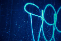 Μπλε σύσταση Στοκ Εικόνες