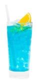 Μπλε της Χαβάης ποτό λιμνοθαλασσών Στοκ φωτογραφία με δικαίωμα ελεύθερης χρήσης
