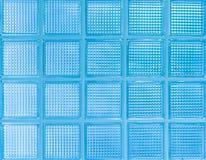μπλε τοίχος γυαλιού στοκ εικόνα με δικαίωμα ελεύθερης χρήσης