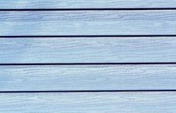 Μπλε τοίχος σπιτιών χρώματος πλαστικός Στοκ Εικόνα