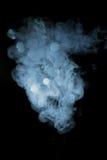μπλε τονικότητα δομών σαπουνιών φυσαλίδων στοκ εικόνα με δικαίωμα ελεύθερης χρήσης