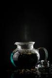 μπλε τσάι Στοκ Φωτογραφία