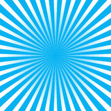 Μπλε υπόβαθρο ακτίνων Στοκ φωτογραφία με δικαίωμα ελεύθερης χρήσης