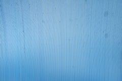 Μπλε υπόβαθρο γραμμών, σύσταση για τη στέγη. Στοκ Φωτογραφίες