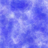 Μπλε υπόβαθρο κρητιδογραφιών ονείρου Στοκ εικόνα με δικαίωμα ελεύθερης χρήσης