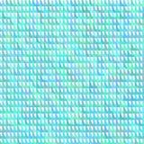 Μπλε υπόβαθρο με τα χρωματισμένα πολύγωνα απεικόνιση αποθεμάτων