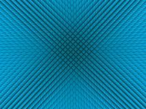 Μπλε υπόβαθρο πυραμίδων Στοκ Εικόνες
