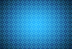 Μπλε υπόβαθρο πόκερ Minimalistic με τη σύσταση ομο Στοκ Εικόνες