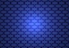 Μπλε υπόβαθρο πλέγματος ελεύθερη απεικόνιση δικαιώματος