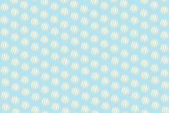 Μπλε υπόβαθρο, σχέδιο του φωτός κύκλων στο μπλε υπόβαθρο ελεύθερη απεικόνιση δικαιώματος