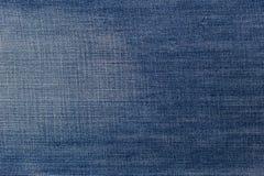 Μπλε υπόβαθρο σύστασης Jean Στοκ Εικόνες