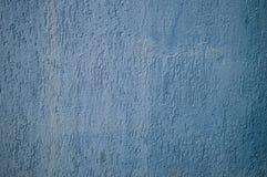 Μπλε υπόβαθρο του τοίχου Στοκ Εικόνες