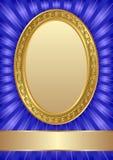 Μπλε υπόβαθρο Στοκ Εικόνες