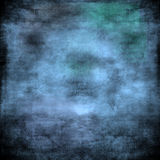 Μπλε υπόβαθρο Grunge. Στοκ φωτογραφία με δικαίωμα ελεύθερης χρήσης