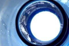 Μπλε δυσχέρεια Στοκ φωτογραφία με δικαίωμα ελεύθερης χρήσης