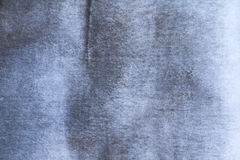 Μπλε υφαντική σύσταση Στοκ Φωτογραφίες