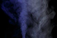 Μπλε υδρατμός Στοκ Φωτογραφίες
