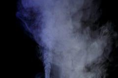 Μπλε υδρατμός Στοκ Φωτογραφία