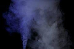 Μπλε υδρατμός Στοκ Εικόνες