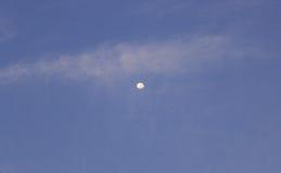 μπλε φεγγάρι Στοκ Εικόνες