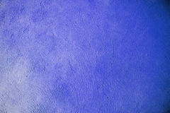 Μπλε φως τοίχων καπνού υποβάθρου Στοκ Φωτογραφία