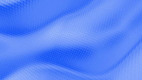 Μπλε χαμηλή πολυ μετατοπιζόμενη επιφάνεια ως λεπτό υπόβαθρο Μπλε polygonal γεωμετρικό μετατοπιζόμενο περιβάλλον ή κυμαιμένος υπόβ ελεύθερη απεικόνιση δικαιώματος