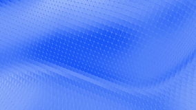 Μπλε χαμηλή πολυ μετατοπιζόμενη επιφάνεια ως καθαρό σκηνικό Μπλε polygonal γεωμετρικό μετατοπιζόμενο περιβάλλον ή κυμαιμένος υπόβ ελεύθερη απεικόνιση δικαιώματος