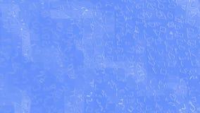 Μπλε χαμηλή πολυ να λάμψει επιφάνεια ως psychedelic υπόβαθρο Μπλε polygonal γεωμετρικό λάμποντας περιβάλλον ή να κυμαθεί ελεύθερη απεικόνιση δικαιώματος
