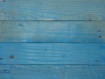 Μπλε χρώματος υπόβαθρο επιτροπής πλυσίματος ξύλινο Στοκ εικόνα με δικαίωμα ελεύθερης χρήσης