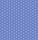 Μπλε χρώμα υποβάθρου λουλουδιών Στοκ εικόνα με δικαίωμα ελεύθερης χρήσης