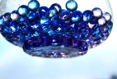 Μπλε χρώμα Στοκ εικόνα με δικαίωμα ελεύθερης χρήσης