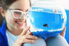 μπλε ψάρια Στοκ Εικόνες
