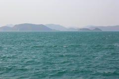 μπλε ωκεανός Στοκ Εικόνες