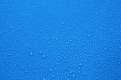 μπλε ύδωρ απελευθερώσ&epsilon Στοκ Εικόνα