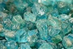 Μπλε apatite ορυκτή σύσταση Στοκ Εικόνες