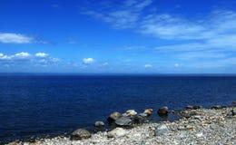 Μπλε Baikal στοκ φωτογραφίες με δικαίωμα ελεύθερης χρήσης