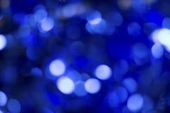 μπλε bokeh ανασκόπησης εύχρηστο Στοκ εικόνες με δικαίωμα ελεύθερης χρήσης