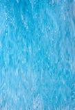 Μπλε Ebru Στοκ Εικόνα