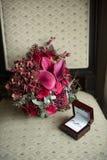 μπλε garter λουλουδιών λεπτομερειών γάμος δαντελλών στοκ φωτογραφία με δικαίωμα ελεύθερης χρήσης