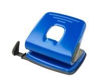 μπλε puncher Στοκ φωτογραφία με δικαίωμα ελεύθερης χρήσης