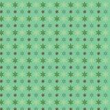 μπλε snowflakes Χριστουγέννων ανασκόπησης Στοκ εικόνα με δικαίωμα ελεύθερης χρήσης