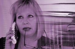 μυαλό womans Στοκ Εικόνα